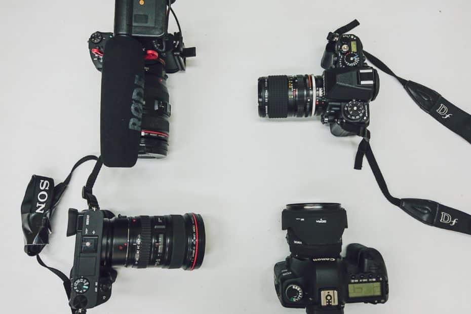 mirorrless cameras