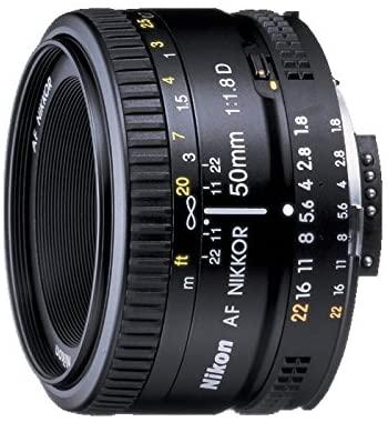 Nikon AF FX NIKKOR 50mm
